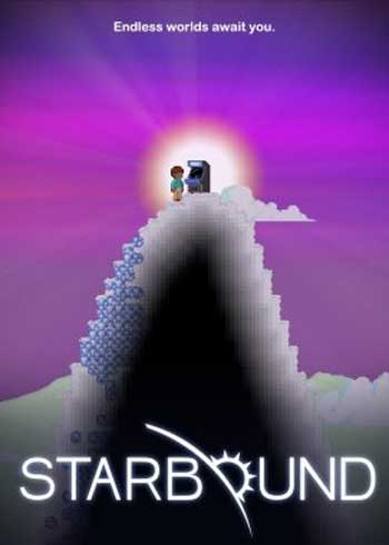 Starbound Steam Digital Code Global, mmorc.com