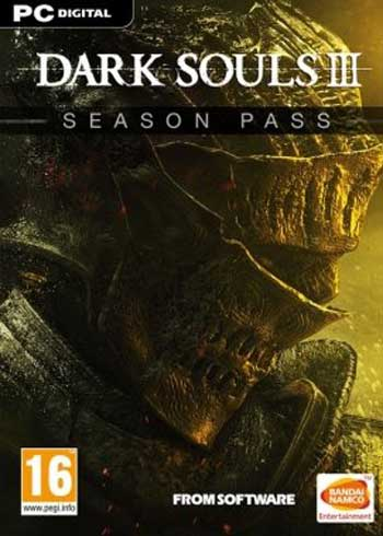 Dark Souls III - Season Pass Steam Digital Code Global