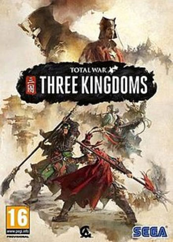 Total War Three Kingdoms Steam Digital Code Global, mmorc.com