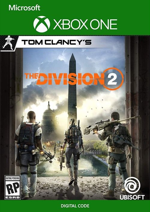 Tom Clancy's The Division 2 Xbox One Digital Code Global