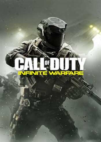 Call of Duty: Infinite Warfare Steam Digital Code Europe, mmorc.com