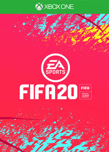 FIFA 20 Xbox One Digital Code Global, mmorc.com