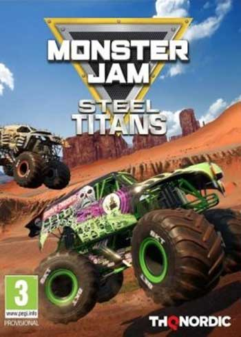 Monster Jam Steel Titans Steam Digital Code Global