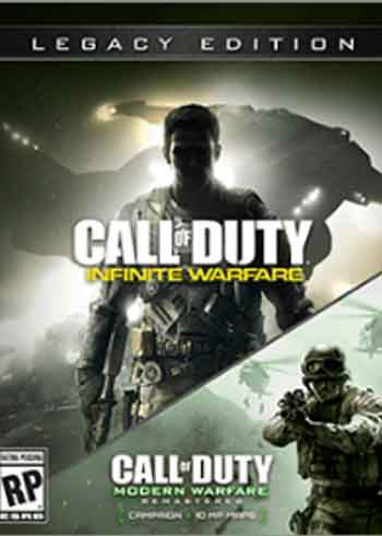 Call of Duty Infinite Warfare (Legacy Edition) Steam  Digital Code Global