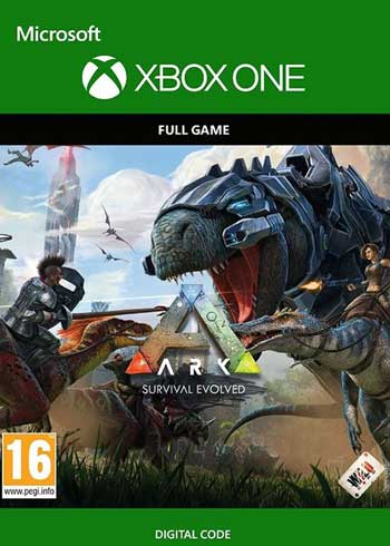 ARK Survival Evolved Xbox One Digital Code Global