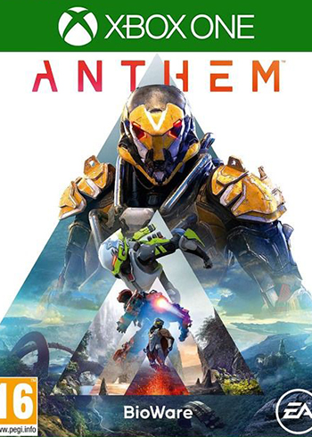 Anthem Xbox One Digital Code United States
