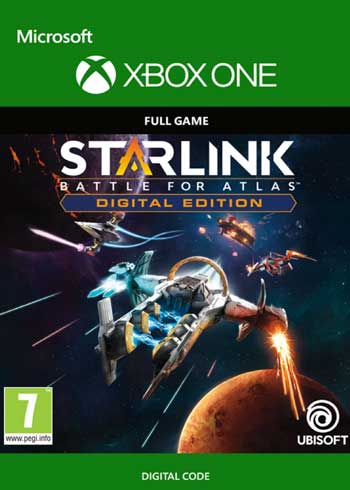 Starlink: Battle for Atlas Xbox One Digital Code Global, mmorc.com