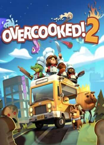 Overcooked 2 Steam Digital Code Global