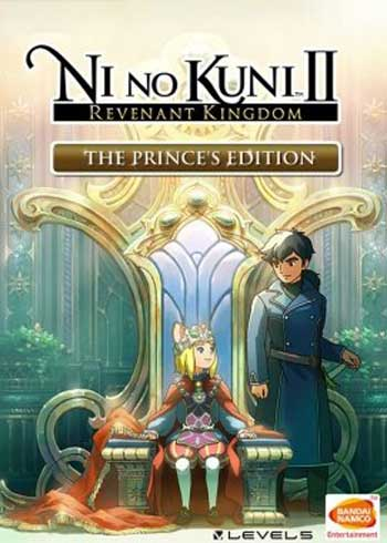 Ni no Kuni II: Revenant Kingdom Prince's Edition Steam Digital Code Global, mmorc.com