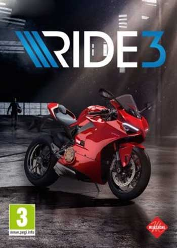 Ride 3 Steam Digital Code Global, mmorc.com