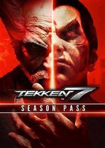 Tekken 7 Season Pass Steam Digital Code Global, mmorc.com