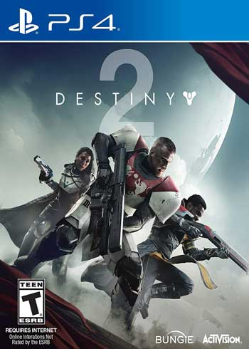 Destiny 2 Standard Edition PSN Digital Code US, mmorc.com