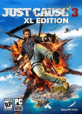 Just Cause 3 XL Steam Digital Code Global, mmorc.com