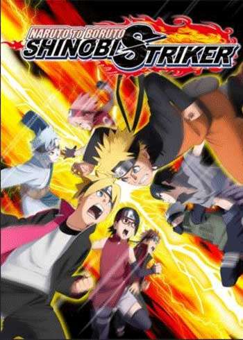 Naruto to Boruto: Shinobi Striker Steam Digital Code Global