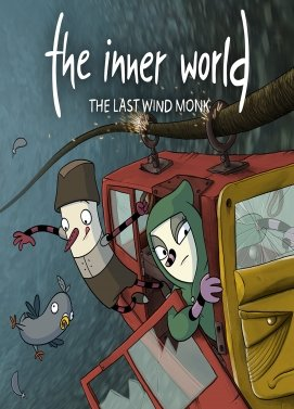 The Inner World - The Last Wind Monk Steam Digital Code Global