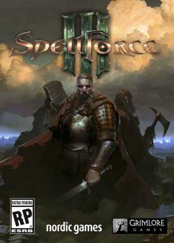 SpellForce 3 Steam Digital Code Global, mmorc.com