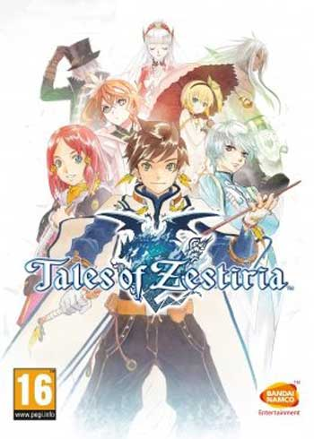 Tales of Zestiria Steam Digital Code Global, mmorc.com