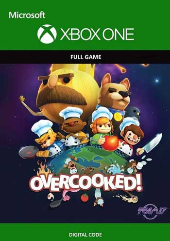 Overcooked Xbox One Digital Code Global, mmorc.com