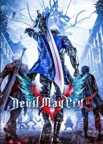 Devil May Cry 5 Steam Digital Code Global, mmorc.com