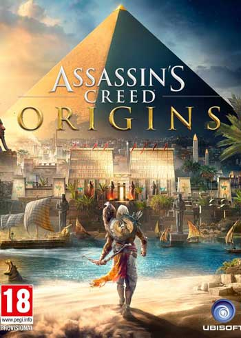 Assassin's Creed Origins Uplay Digital Code Europe