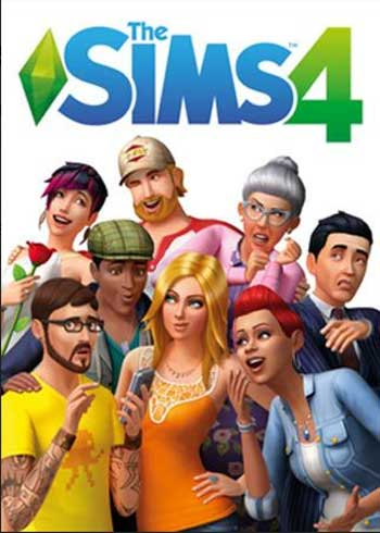 The Sims 4 Origin Digital Code Global, mmorc.com