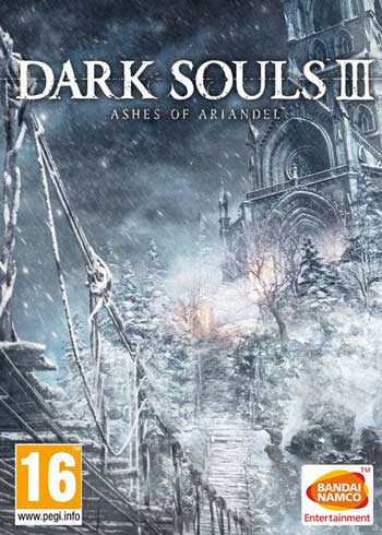 Dark Souls III - Ashes of Ariandel Steam Digital Code Global
