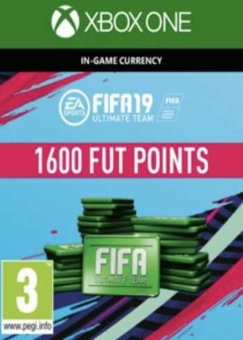 FIFA 19 Ultimate Team 1600 Points Xbox One Global