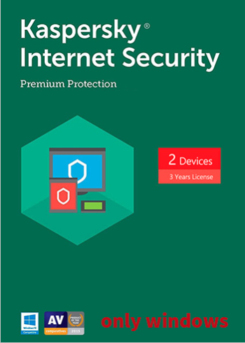 Kaspersky Internet Security 2020 3 Devices 2 Years Digital Code Global, mmorc.com