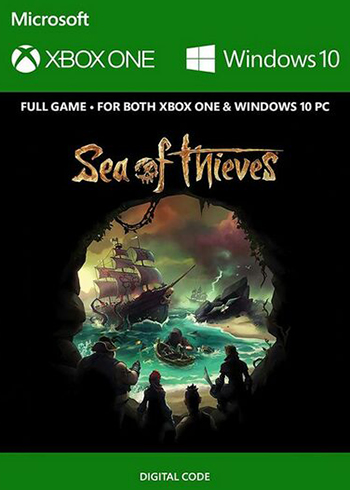 Sea of Thieves Xbox One / Windows 10 Digital Code United States