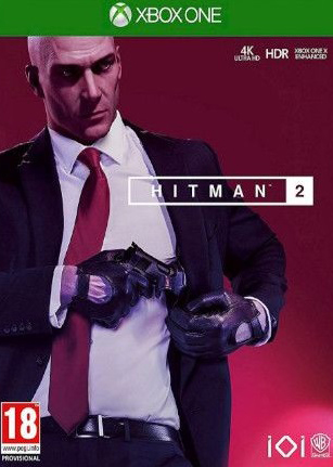HITMAN 2 Standard Xbox One Digital Code United States