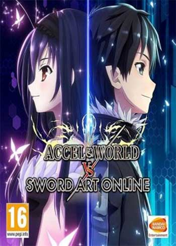 Accel World VS. Sword Art Online Deluxe Edition Steam Digital Code Global, mmorc.com