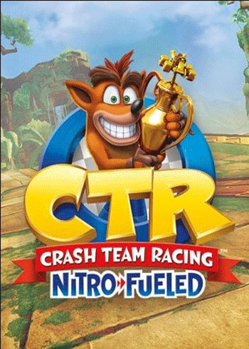 Crash Team Racing Nitro-Fueled Xbox One Digital Code Global
