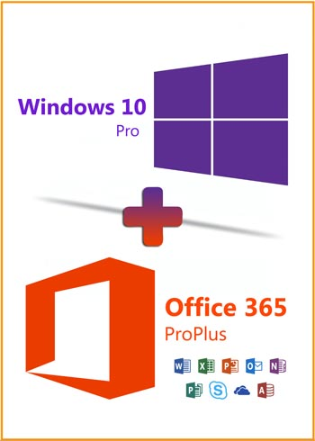 Windows 10 Pro + Office 365 ProPlus Global Bundle