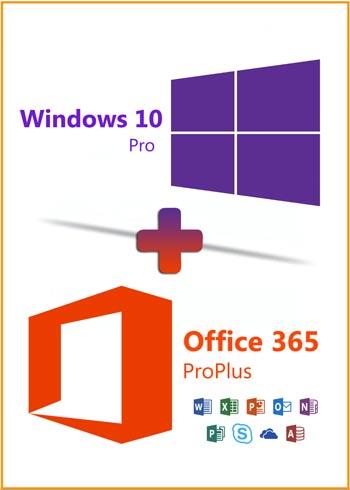 Windows 10 Pro + Office 365 ProPlus Global Bundle, mmorc.com
