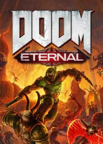 Doom Eternal Bethesda Digital Code Global