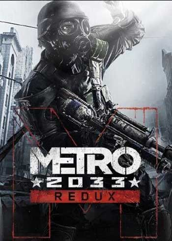 Metro 2033 Redux Steam Digital Code Global, mmorc.com