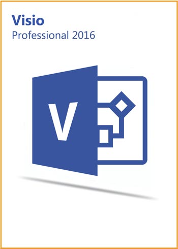 Microsoft Visio Pro Professional 2016 Key Global
