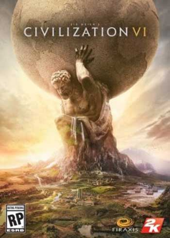 Civilization VI Steam Digital Code Europe, mmorc.com