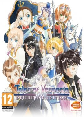 Tales of Vesperia: Definitive Edition Steam Digital Code Global