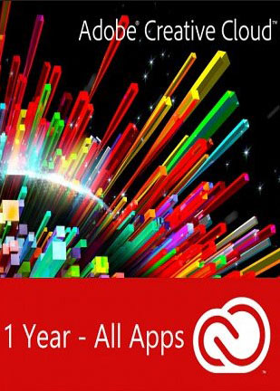 Adobe Creative Cloud All Apps 1 Year PC/MAC Key Global, mmorc.com