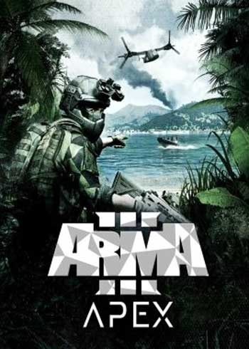Arma 3 Apex Steam Digital Code Global