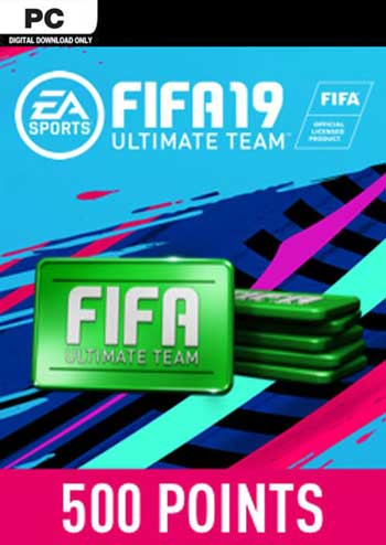 FIFA 19 Ultimate Team 500 Points Origin Global