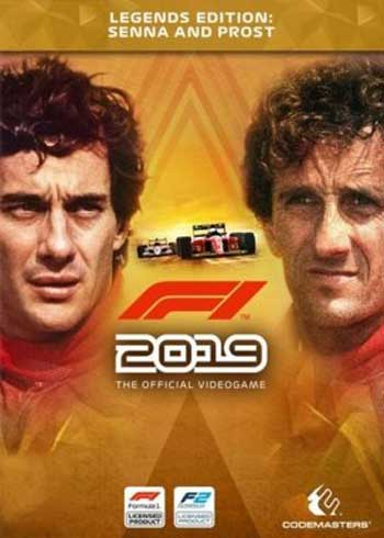 F1 2019 Legends Edition Steam Digital Code Global, mmorc.com