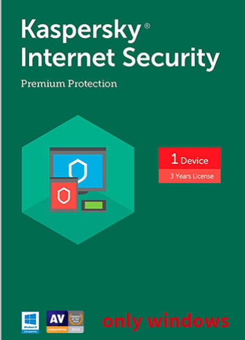 Kaspersky Internet Security 2020 3 Devices 1 Year Digital Code Global