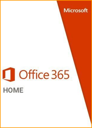 Microsoft Office 365 Home 6 Devices 1 Year Key Europe