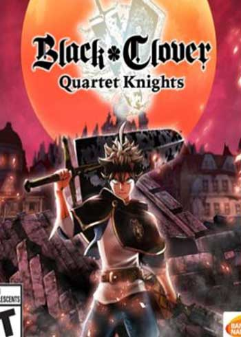 Black Clover: Quartet Knights Steam Digital Code Global