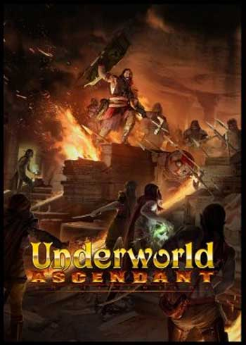 Underworld Ascendant Steam Digital Code Global, mmorc.com