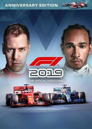 F1 2019 Anniversary Edition Steam Digital Code Global, mmorc.com