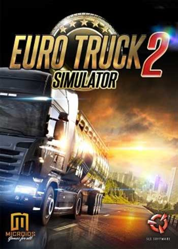 Euro Truck Simulator 2 Steam Digital Code Global, mmorc.com