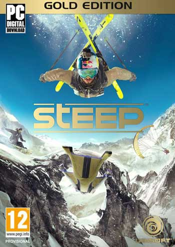 Steep Gold Edition Uplay Digital Code US